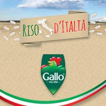 riso d'Italia riso Gallo