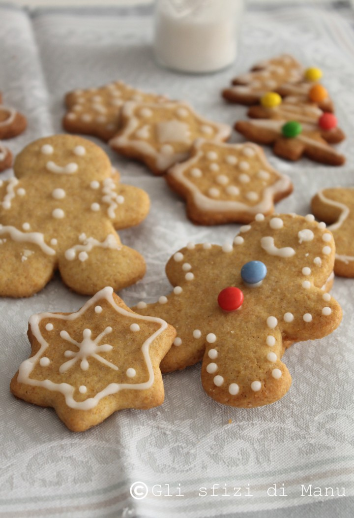 gingerbread al mais