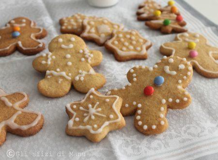Gingerbread al mais, ricetta di Natale