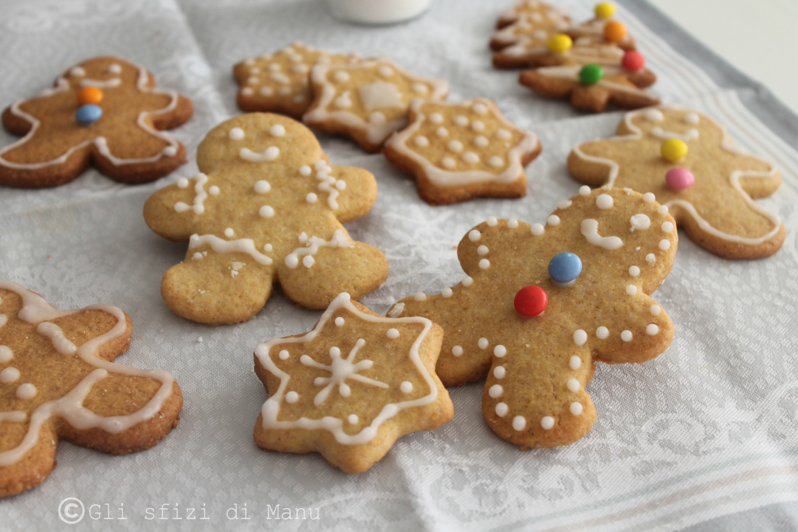 gingerbread mais