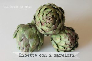 Carciofi ricette