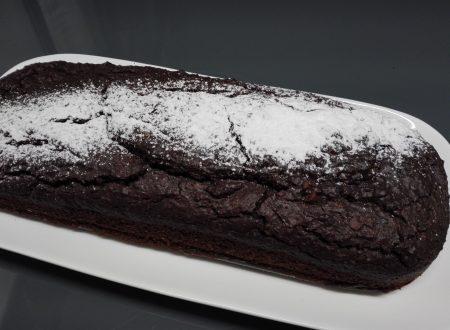 Plumcake vegano, cioccolato,cocco e caffè