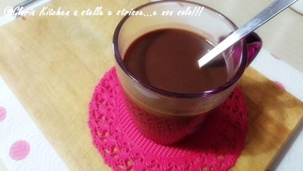 Cioccolata Calda Sana e Leggera di Gloria KitchenUSA
