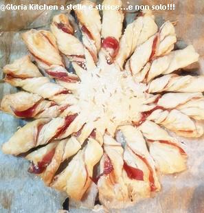 Girandola di Sfoglia con Sorpresa di Gloria KitchenUSA2
