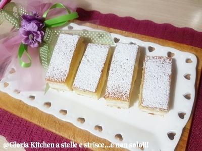 Torta Kinder Paradiso Casalinga