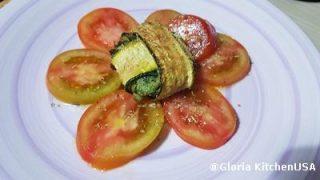 Fagottini di Zucchine con Tonno 1