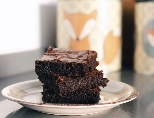 Brownies Light Senza Glutine Vegani