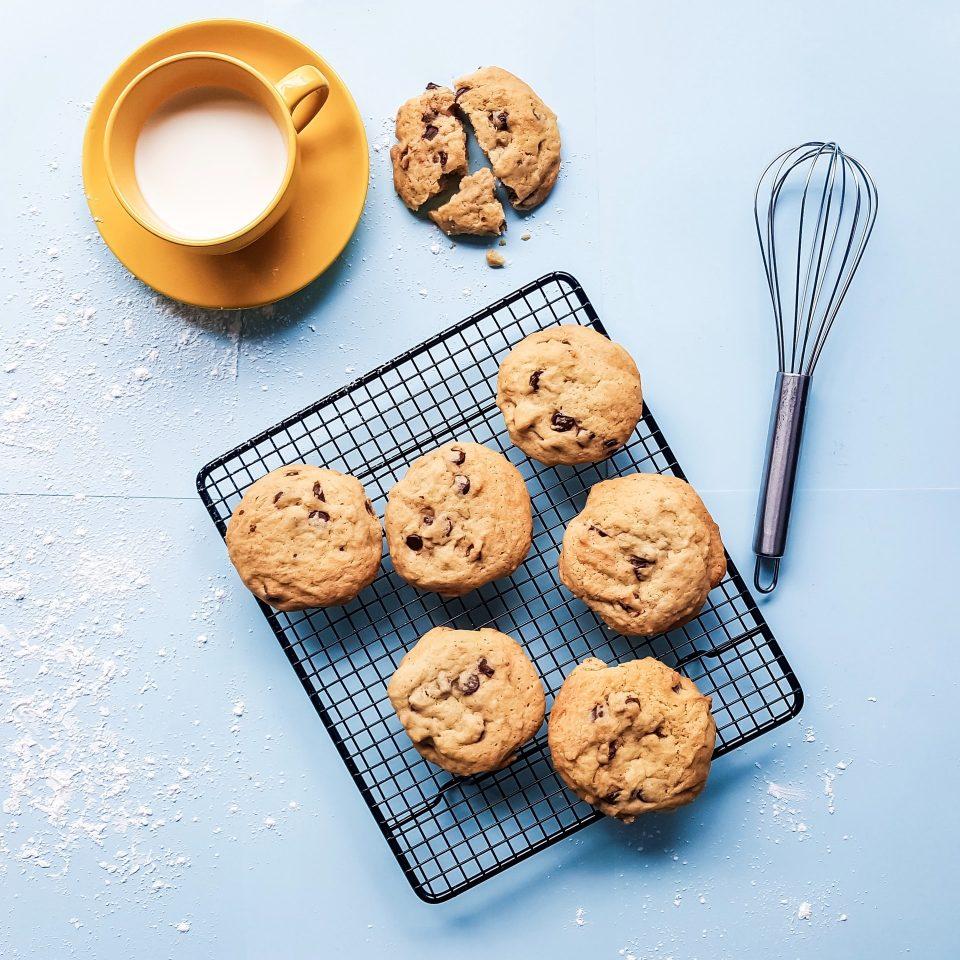 cookies senza glutine vegani