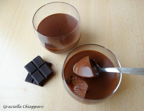 Budino al cioccolato | Ricetta facile