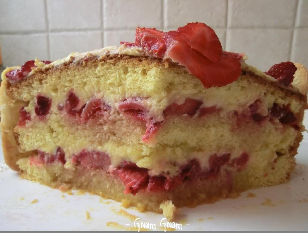 torta-fragole-2-Gnam-Gnam-