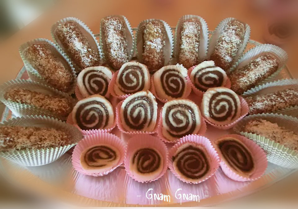 Idee e ricette per buffet ricette dolci for Ricette di dolci veloci