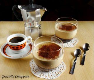 panna cotta al caffe