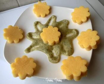 polenta zucchine