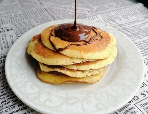 Pancake | Ricetta con avanzi di licoli o lievito madre