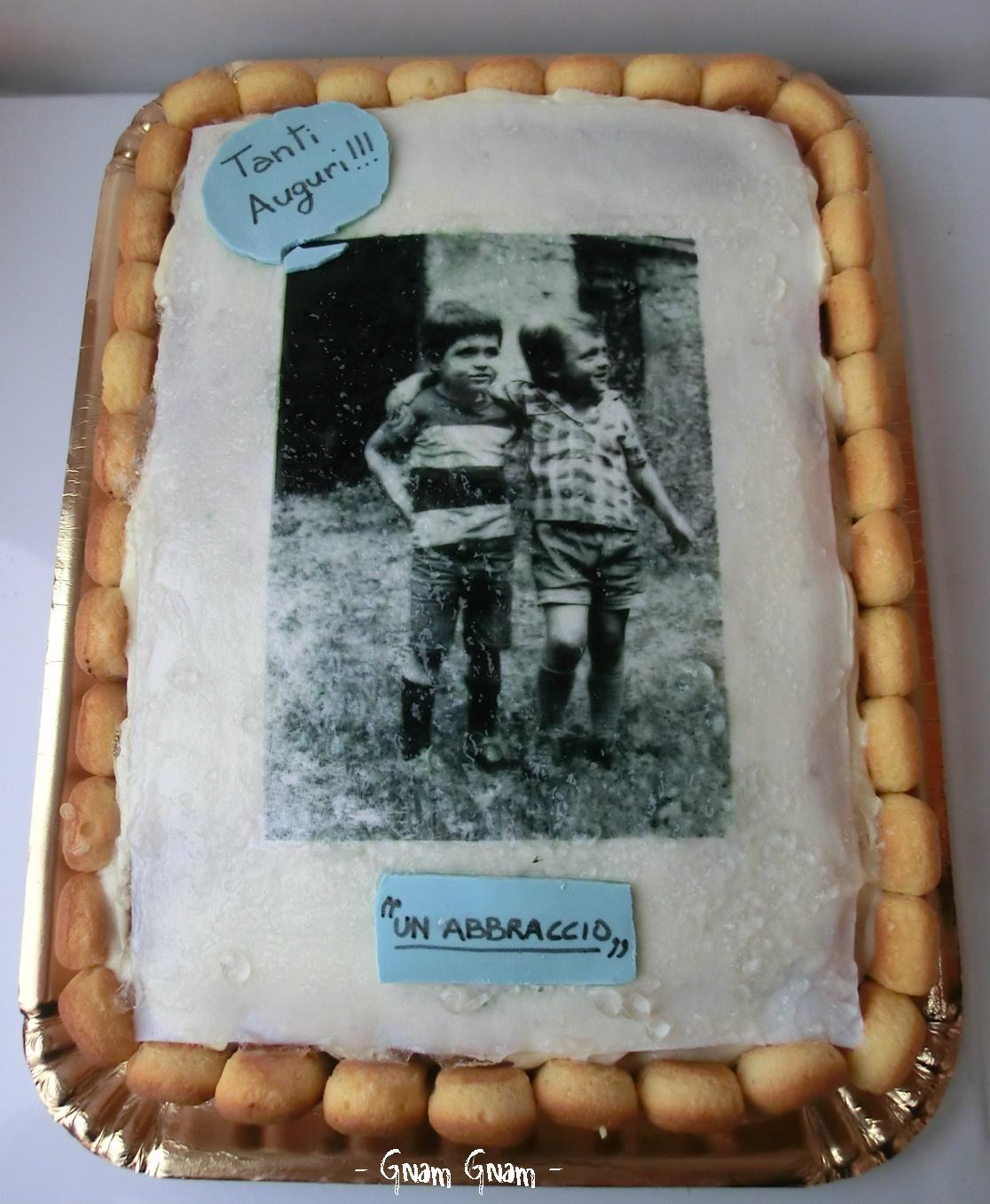 Come Decorare Una Torta Con Una Foto Personalizzata