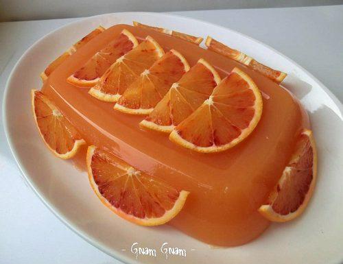Budino leggero all'arancia | Ricetta senza uova-latte-burro