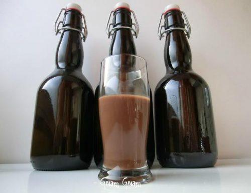 Crema di liquore alla Nutella   Ricetta
