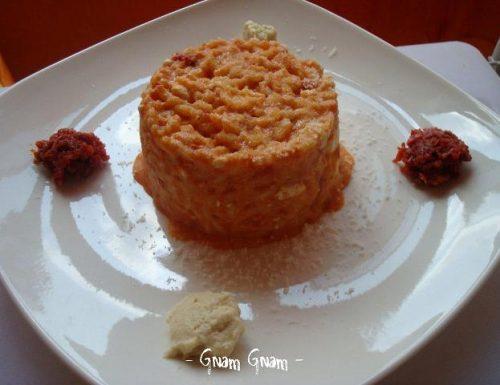 Risotto al pomodoro bi-gusto | Ricetta