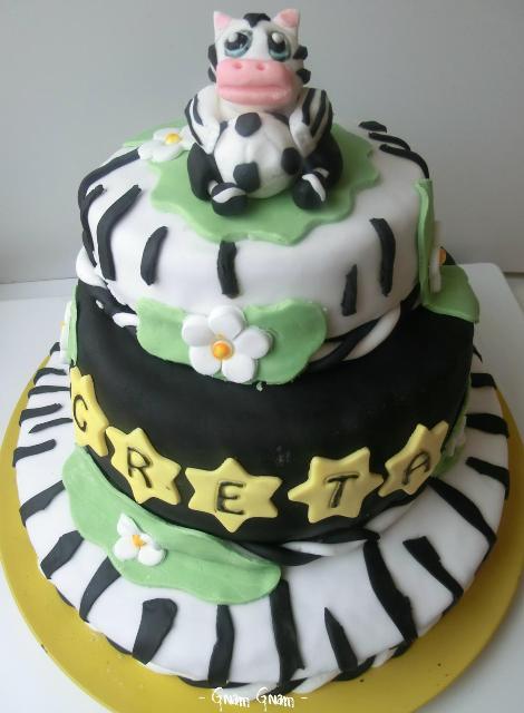 Una Torta Grande Graaaande E Della Juve Torta Compleanno