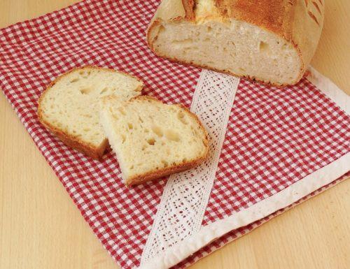 Pane con farina di semola rimacinata di grano duro | Ricetta