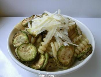 pasta con zucchine alla scapece