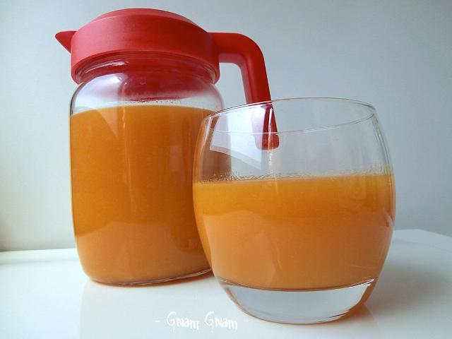 Succo di frutta all 39 albicocca fatto in casa ricetta for Succhi di frutta fatti in casa