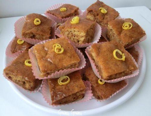 Torta al limone e zucchero di canna | Ricetta