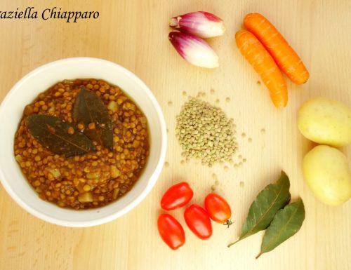 Lenticchie in umido | Ricetta