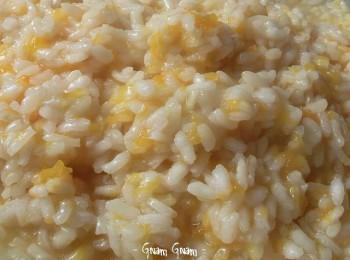 riso zucca microonde 5