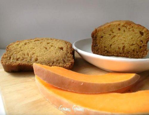 Pumpkin bread – Plumcake alla zucca   Ricetta dolce