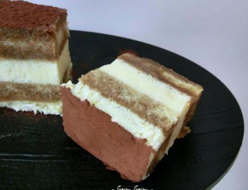 Tiramisù gelato | Ricetta