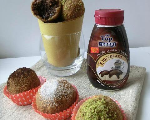 Arancine di cous cous al cioccolato | Ricetta