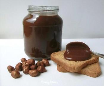 crema gianduia simil nutella