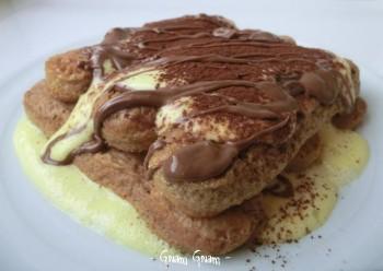 finto tiramisù zabaione cioccolato