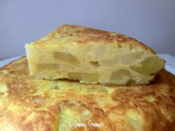 frittata di patate lesse. jpg