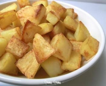 patate croccanti fuori e morbide dentro