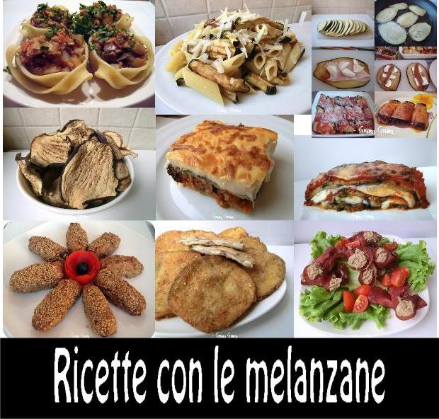 Melanzane secche ricette per l 39 inverno gnam gnam for Melanzane ricette