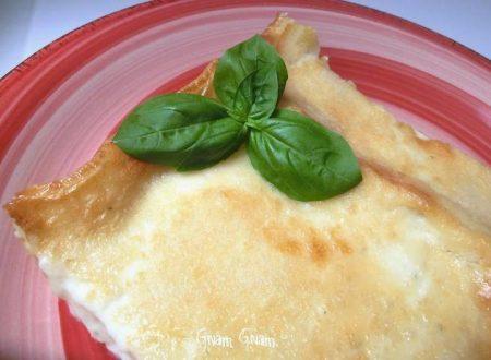 Lasagne ai quattro formaggi   Ricetta