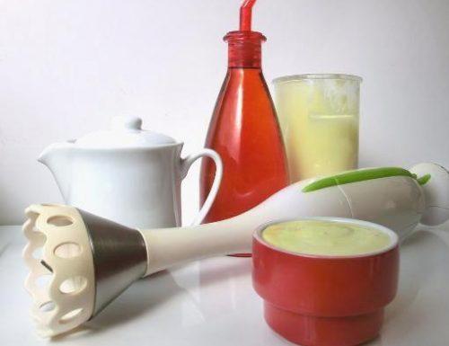 Maionese al latte | Ricetta senza uova