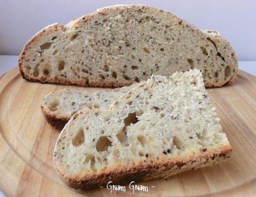 Pane ai semi | Ricetta con licoli