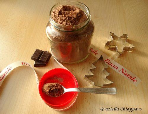 Preparato per cioccolata calda | Idea regalo veloce