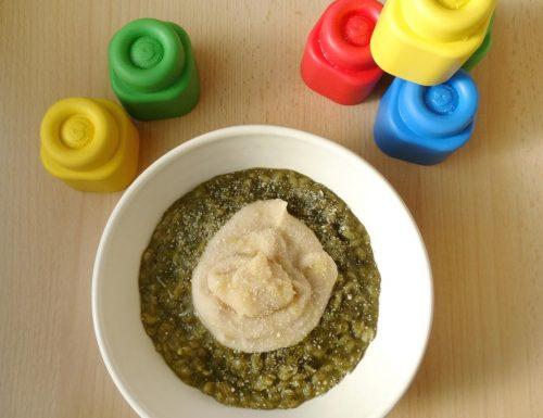 Pastina con fagioli e scarola | Ricetta svezzamento