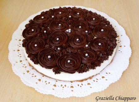 Cheesecake al mascarpone e cioccolato fondente | Ricetta