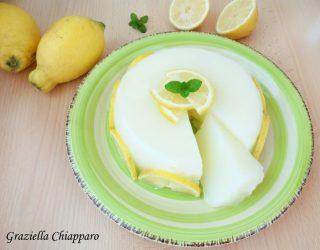 gelo di limone ricetta siciliana