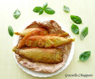 surici fritti pesce pettine