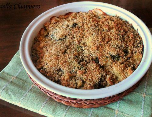 Timballo di verdura al forno | Ricetta