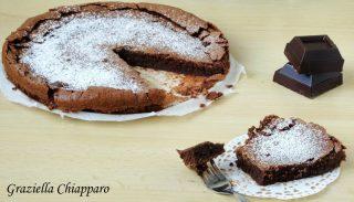 Torta tenerina al cioccolato   Ricetta tipica di Ferrara