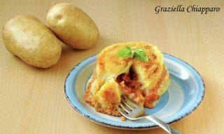 tortino-con-patate-e-ragu