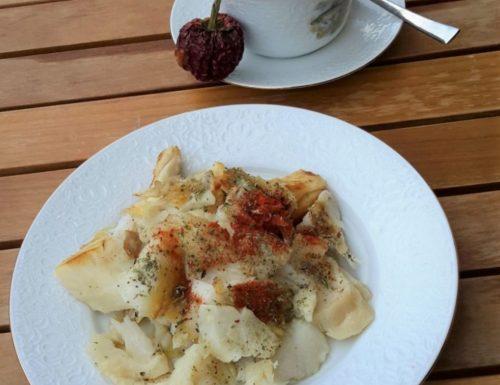 Stocco di Mammola al cartoccio | Ricetta facile e leggera
