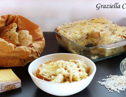Seupetta di Cogne | Ricetta valdaostana a base di pane, riso e fontina